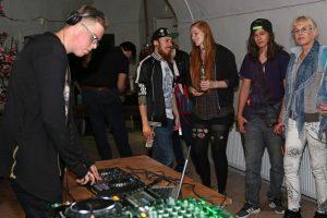 Optreden DJ Rick Verboom